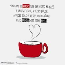 con mucho amor frases de cafe